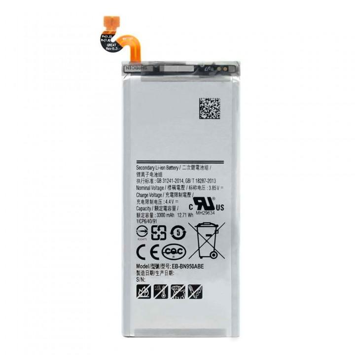 Аккумулятор EB-BN950ABE для Samsung N950 Galaxy Note 8 (3300 mAh)