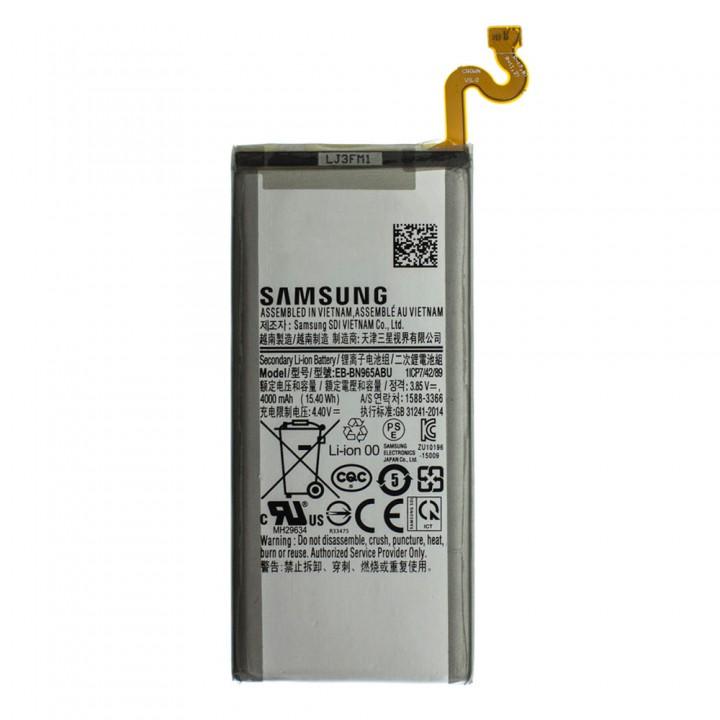 Аккумулятор EB-BN965ABU для Samsung N965 Galaxy Note 9 (4000 mAh)