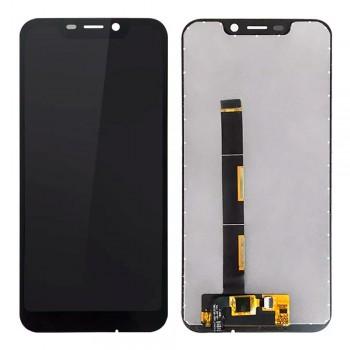 Дисплей Blackview A30 с тачскрином (Black)