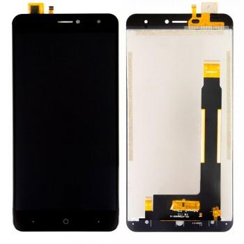 Дисплей Doogee X7 Pro с тачскрином (Black)