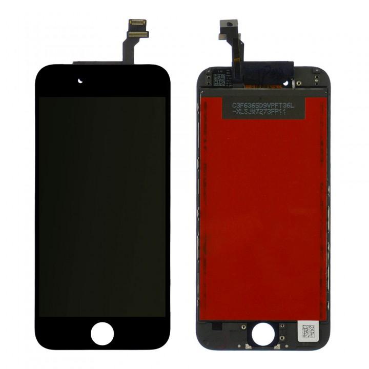 Дисплей iPhone 6 с тачскрином (Black) Original OEM в рамке