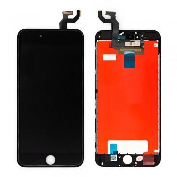 Дисплей iPhone 6s Plus с тачскрином (Black) Service Original в рамке