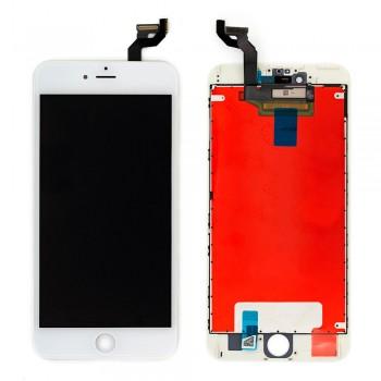 Дисплей iPhone 6s Plus с тачскрином (White) Original PRC в рамке