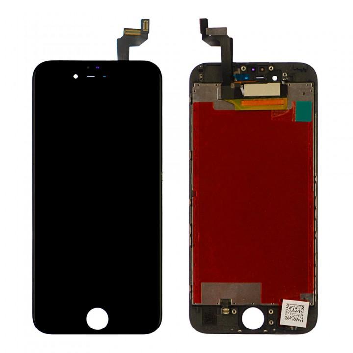 Дисплей iPhone 6s с тачскрином (Black) Service Original в рамке