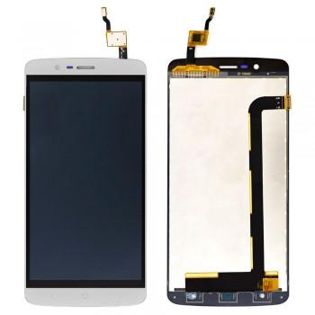 Дисплей Elephone P8000 с тачскрином (White)