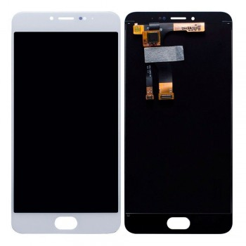 Дисплей Meizu M3 Note (M681) с тачскрином (White)
