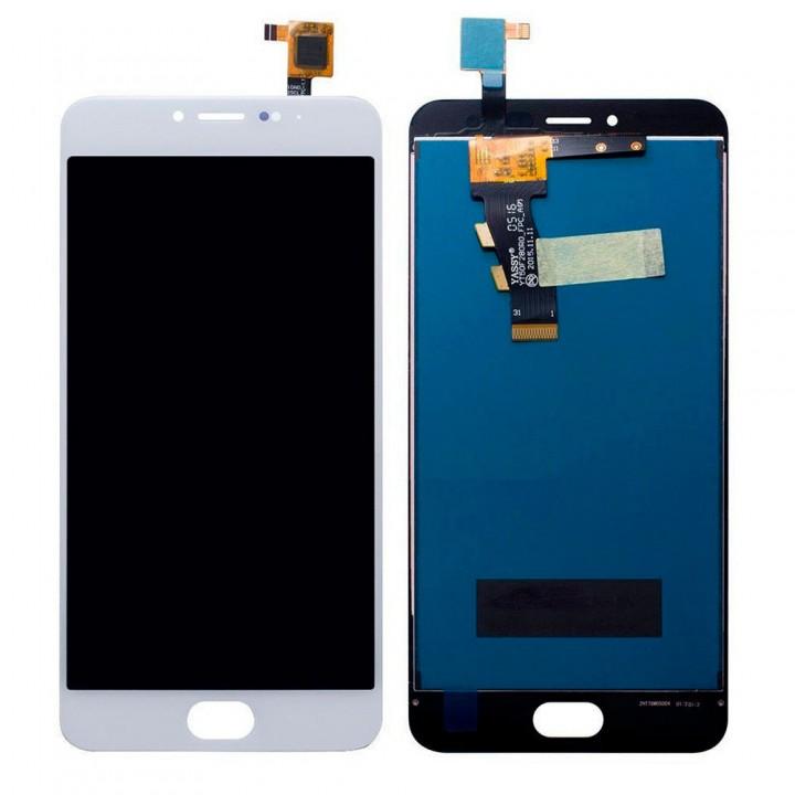 Дисплей Meizu M3s (Y685Q) с тачскрином (White)