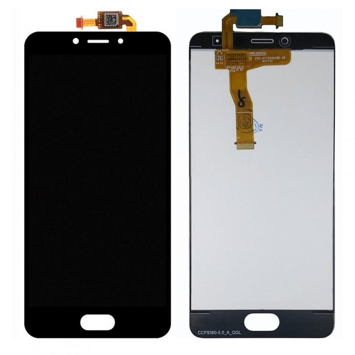 Дисплей Meizu M5c (M710) с тачскрином (Black)