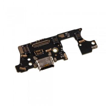Нижняя плата Huawei Mate 9 Pro с разъемом зарядки и микрофоном