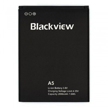 Аккумулятор Blackview A5 / Assistant AS-4411 / AS-4421 (2000 mAh)