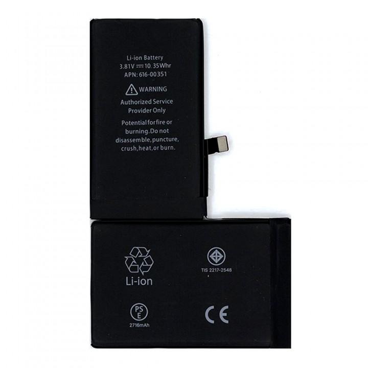 Аккумулятор для Apple iPhone X (2716 mAh)