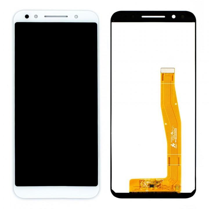 Дисплей Alcatel 5052D 3 (2018) с тачскрином (White)