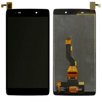 Дисплей Alcatel 6039Y One Touch Idol 3 mini LTE с тачскрином (Black)