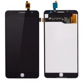 Дисплей Alcatel 5022D One Touch Pop Star с тачскрином (Black)