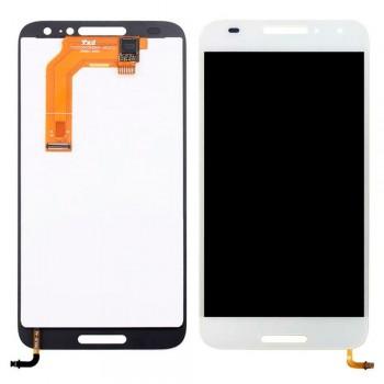 Дисплей Alcatel 5046D A3 с тачскрином (White)