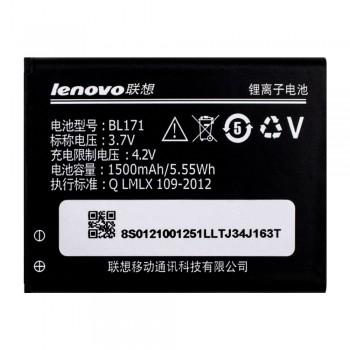 Аккумулятор Lenovo BL171 для Lenovo A319 / A368 / A390t (1500 mAh)