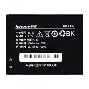 Аккумулятор Lenovo BL190 для Lenovo A366t (1300 mAh)