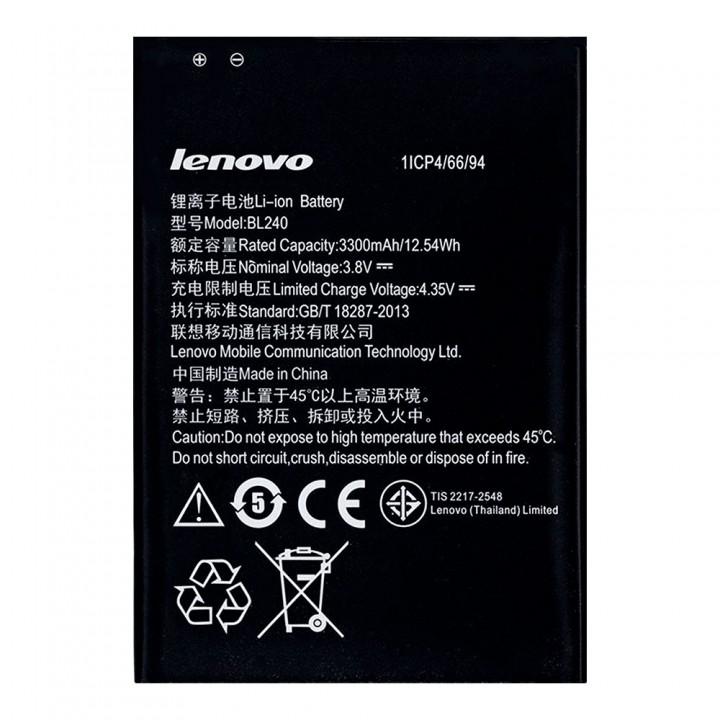 Аккумулятор Lenovo BL240 для Lenovo A936 (3300 mAh)
