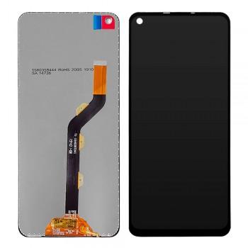 Дисплей Tecno Camon 12 Air (CC6) с тачскрином (Black)