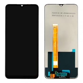 Дисплей Oppo A15 с тачскрином (Black)