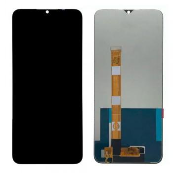Дисплей Oppo A15s с тачскрином (Black)