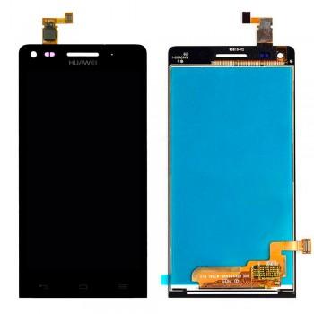 Дисплей Huawei Ascend G6-U10 с тачскрином (Black)