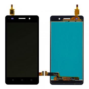 Дисплей Huawei CHC-U23 G Play Mini с тачскрином (Black)