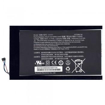 Аккумулятор Acer A1311 для Acer Iconia Tab A1-830 (4000 mAh)