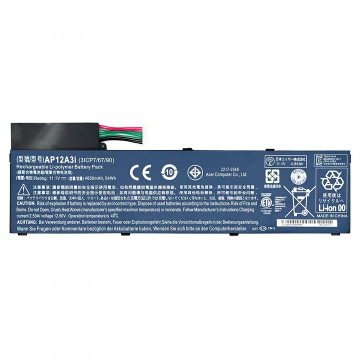 Аккумулятор Acer AP12A3i / AP12A4i для Acer Aspire M3 (4850 mAh)