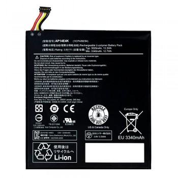 Аккумулятор Acer AP14E4K для Acer Iconia One 7 B1-760HD (3400 mAh)