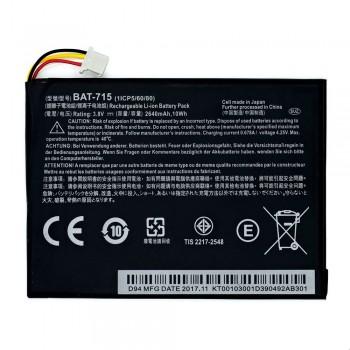 Аккумулятор Acer BAT-715 для Acer Iconia B1-710 / B1-A71 (2640 mAh)