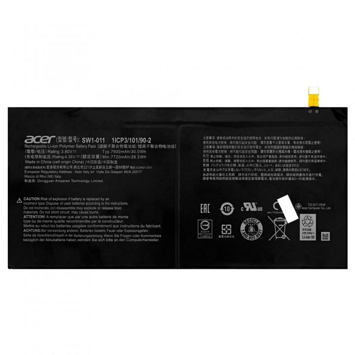 Аккумулятор Acer SW1-011 для Acer One 10 S1003 (7900 mAh)