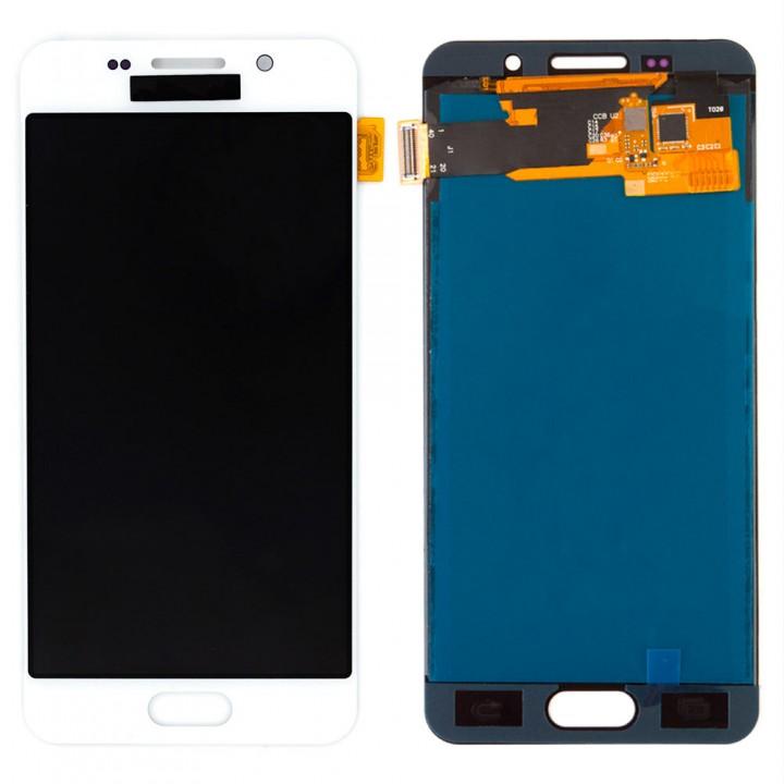 Дисплей Samsung A310 Galaxy A3 (2016) с тачскрином (White) TFT