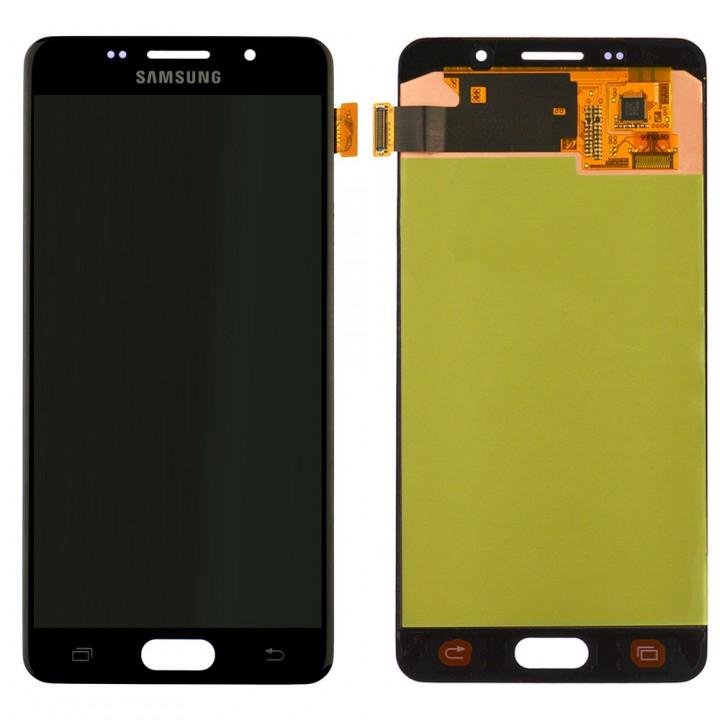 Дисплей Samsung A510F Galaxy A5 (2016) с тачскрином (Black) TFT