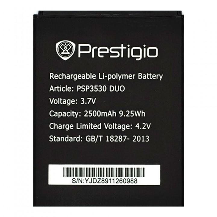 Аккумулятор Prestigio PSP3530 / PSP3531 / PSP3532 / PSP7530 DUO (2500 mAh)