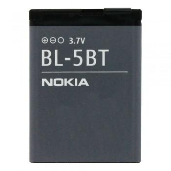 Аккумулятор Nokia BL-5BT (870 mAh)