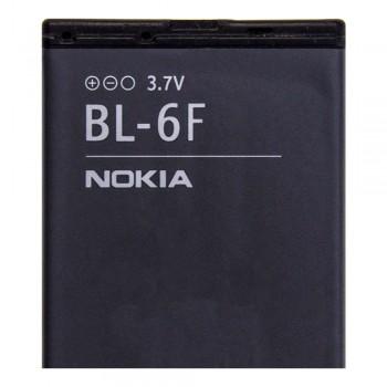 Аккумулятор Nokia BL-6F (1200 mAh)