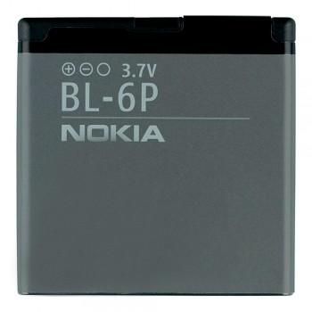Аккумулятор Nokia BL-6P (830 mAh)