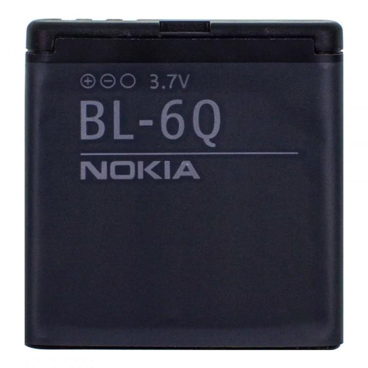 Аккумулятор Nokia BL-6Q (970 mAh)