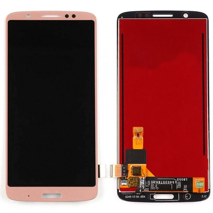 Дисплей Motorola XT1926 Moto G6 Plus с тачскрином (Gold)