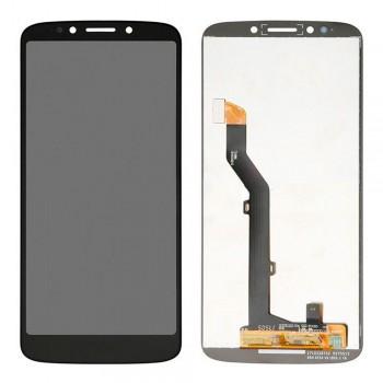 Дисплей Motorola XT1944 Moto E5 с тачскрином (Black)
