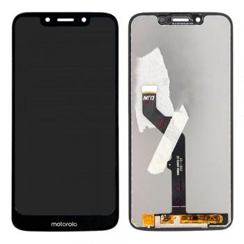 Дисплей Motorola XT1952 Moto G7 Play с тачскрином (Black)