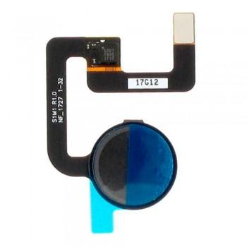 Сканер отпечатка пальца для Google Pixel (Black)