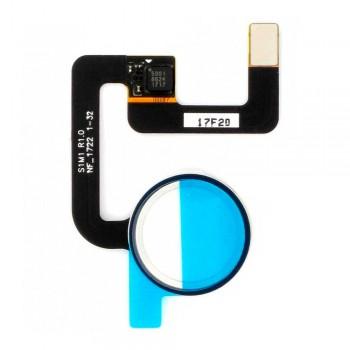 Сканер отпечатка пальца для Google Pixel XL (White)