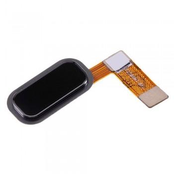 Сканер отпечатка пальца для Asus ZenFone 4 Max (ZC554KL) (Black)