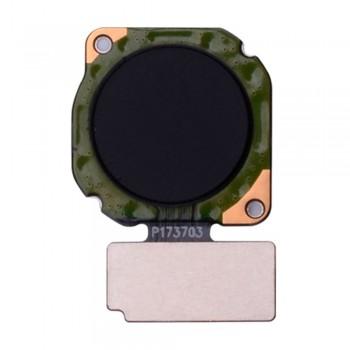 Сканер отпечатка пальца для Huawei Honor 8 Lite / P8 Lite (2017) / Nova Lite (2017) (Black)