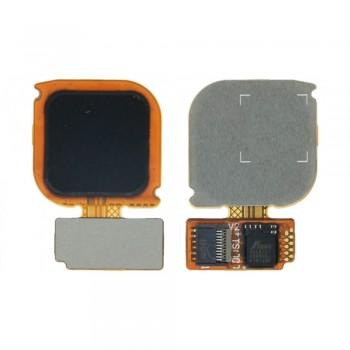 Сканер отпечатка пальца для Huawei P10 Lite (Black)