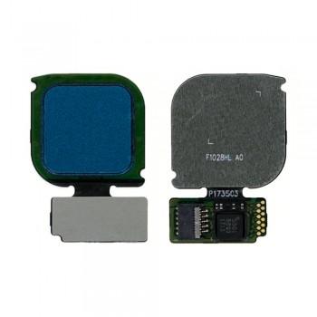 Сканер отпечатка пальца для Huawei P10 Lite (Blue)