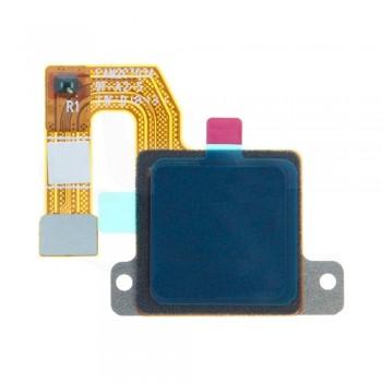 Сканер отпечатка пальца для Nokia 3.1 Plus (Blue) Original