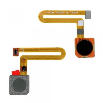 Сканер отпечатка пальца для Nokia 4.2 (Black) Original